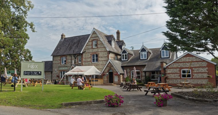 Review of The Fox Inn at Ansty