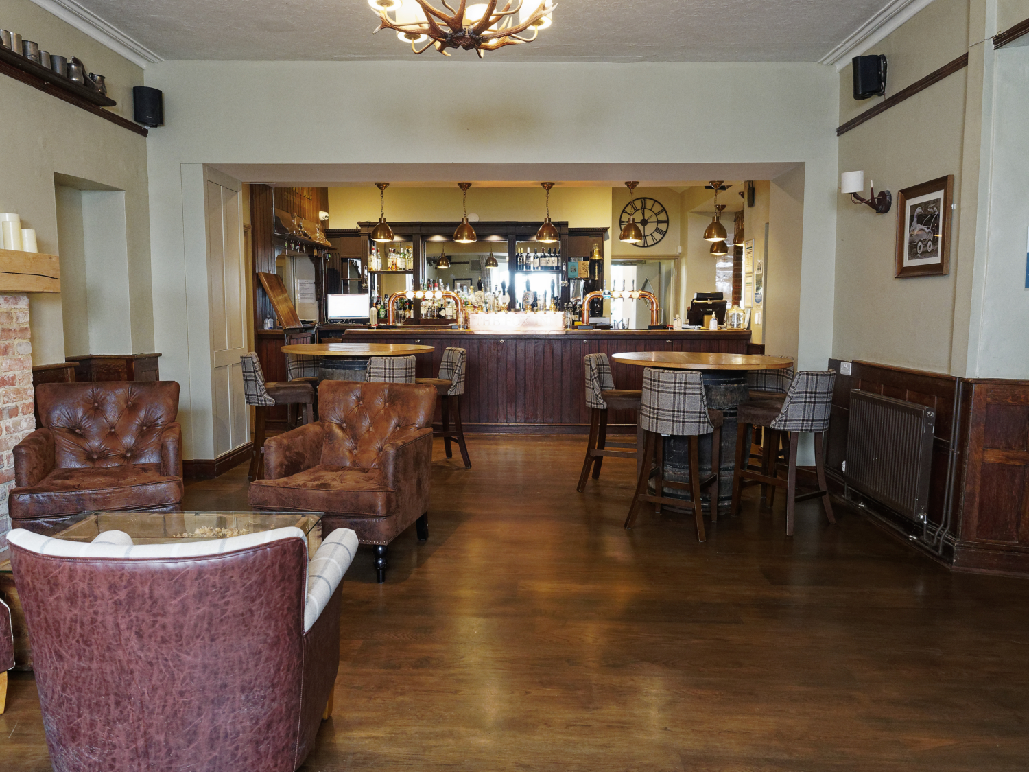 Review of the Fox Inn Antsy
