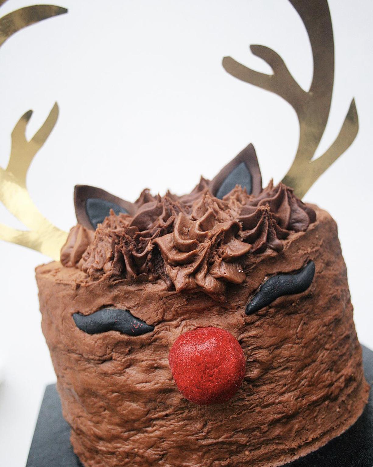 Heather's Christmas Cake Recipe