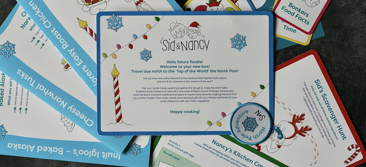 Review of Sid & Nancy Cooking Academy