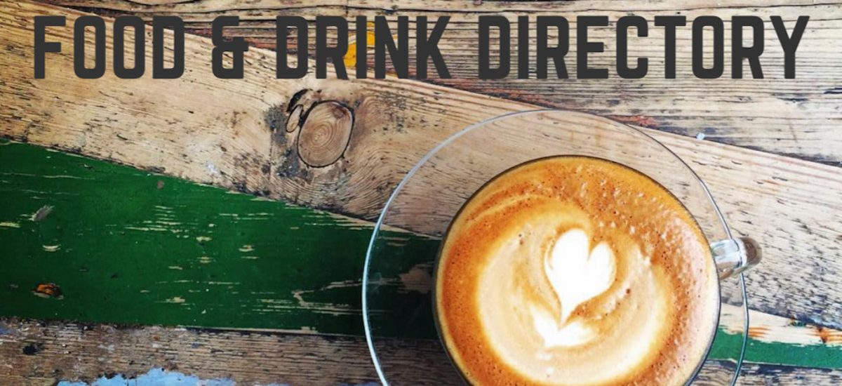 Discover your local food and drink businesses in our Directory