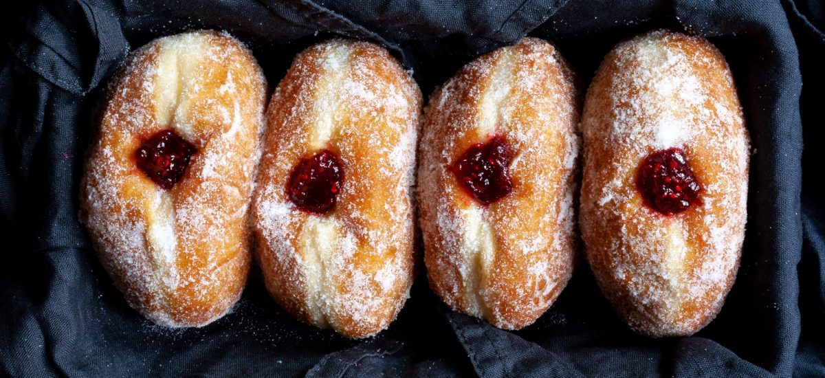 Raspberry Jam Doughnut Recipe