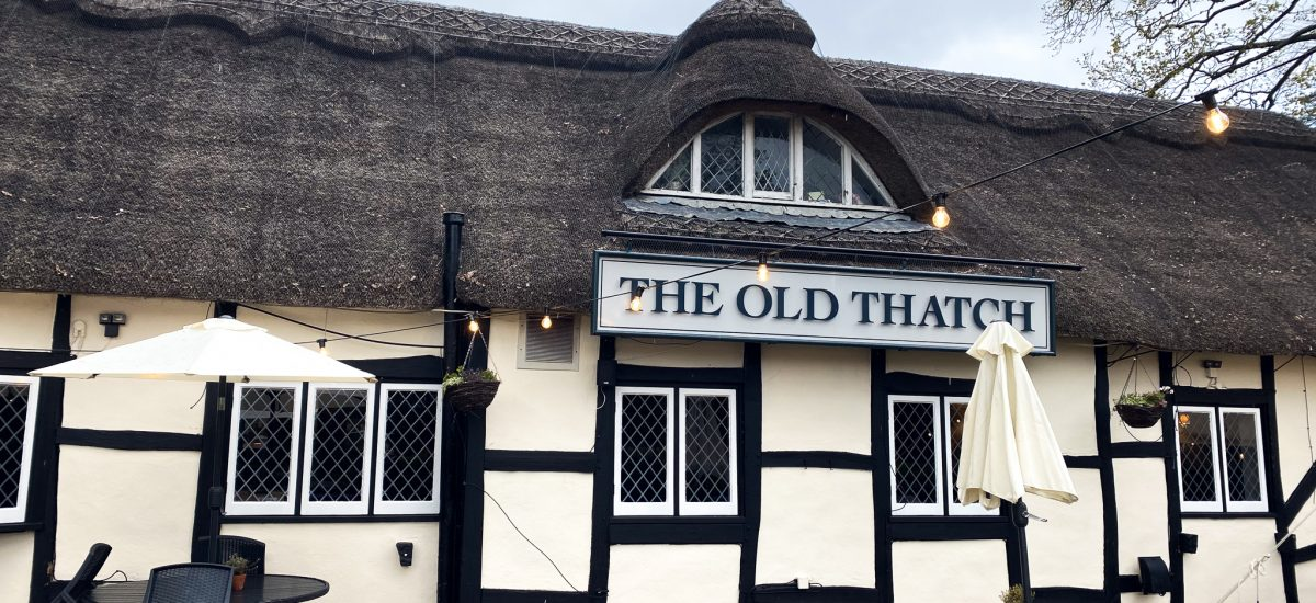 Review of The Old Thatch in Wimborne