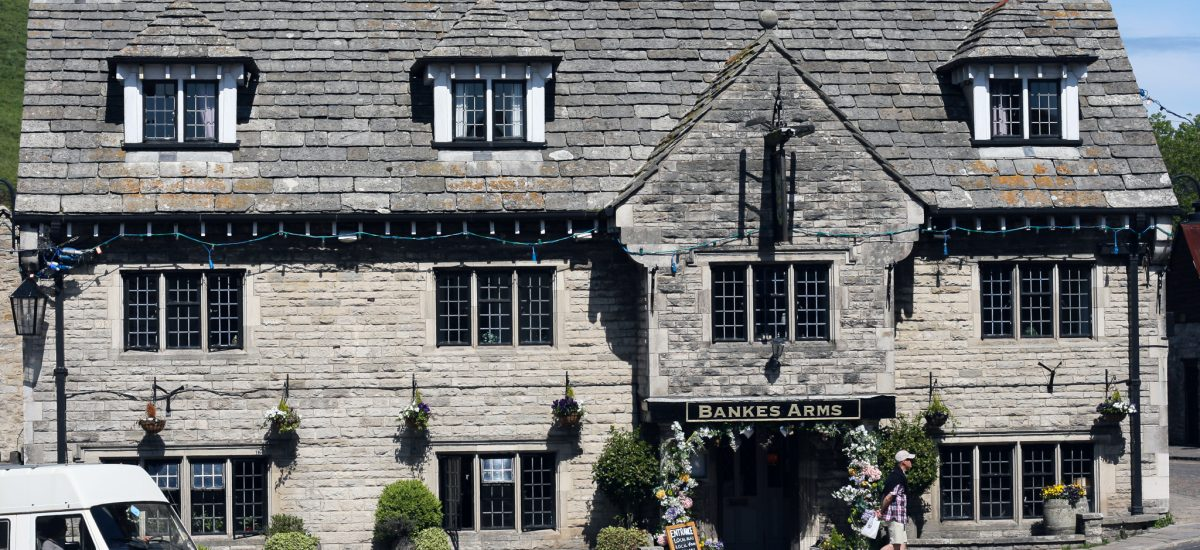 Review of the Bankes Arms Hotel in Corfe Castle